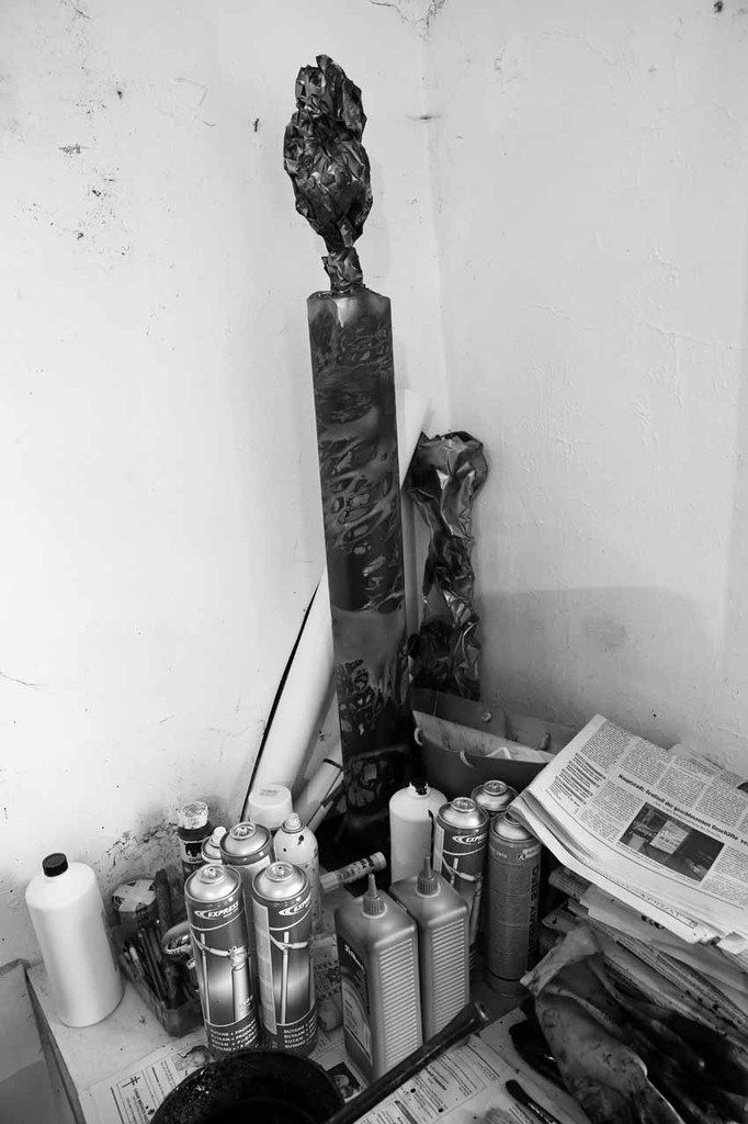 Arthur Unger. Atelier. 2017