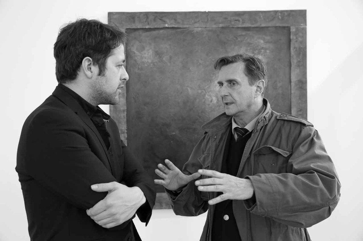 Loïc Bénétière, Philippe Ramette