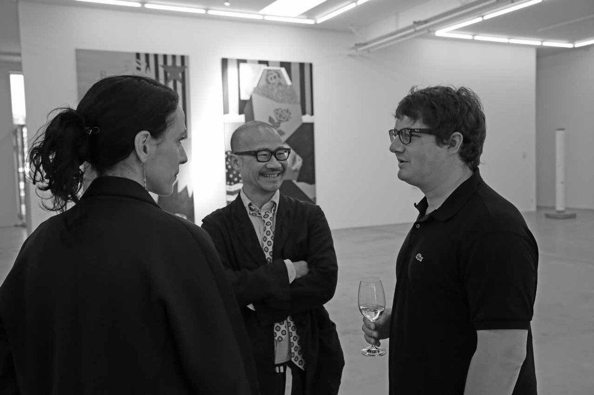 Séverine Zimmer, Sherman Sam, Roland Quetsch