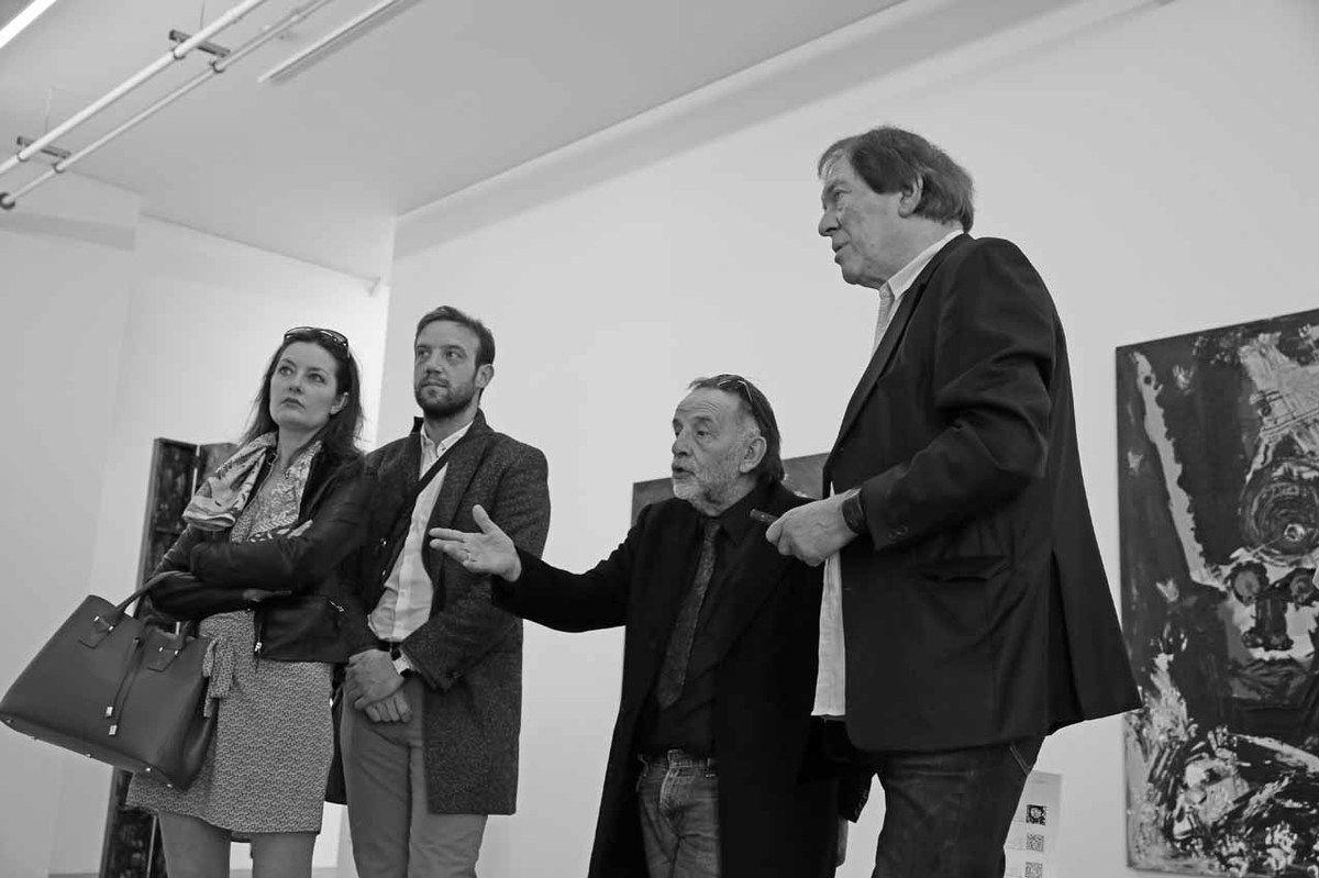 Inconnue, Inconnu, Noël Dolla, Bernard Marcelis