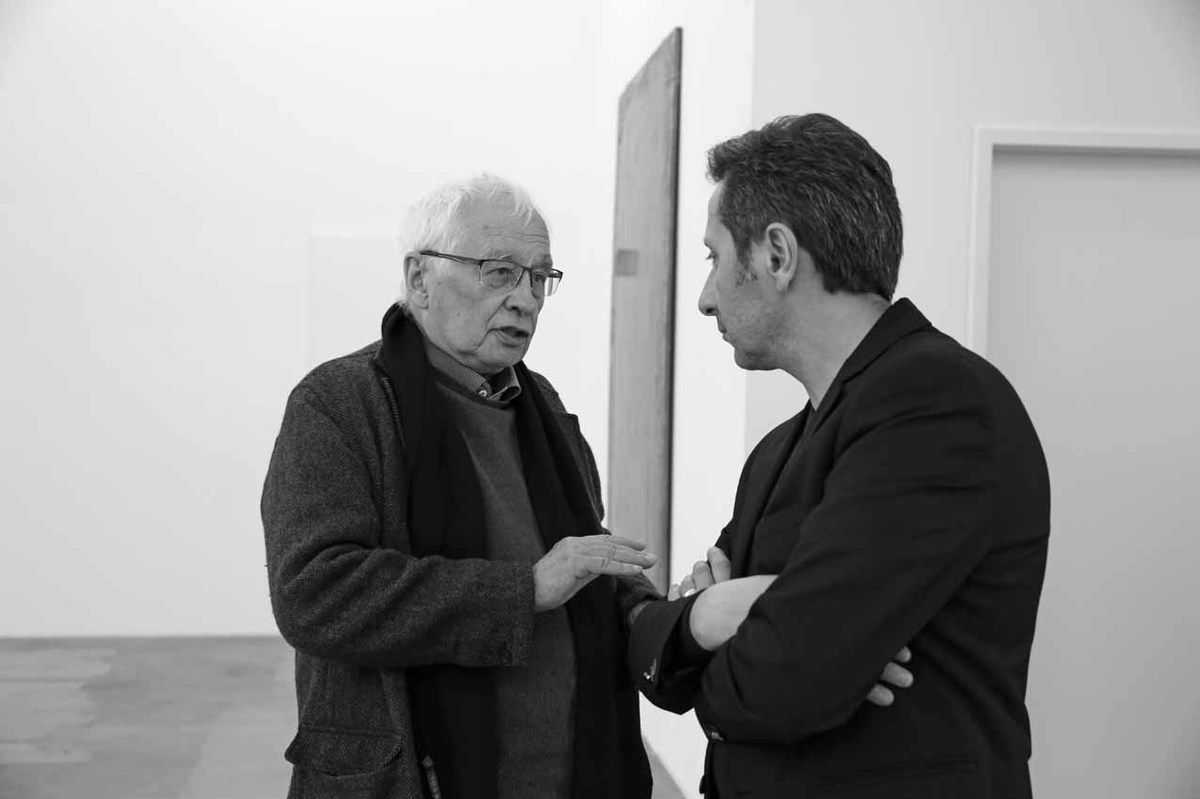 Bernard Ceysson, Pascal Pinaud