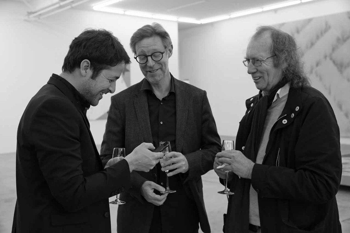 Loïc Bénétière, Guillaume Nogacki, Charles-Louis Aschman