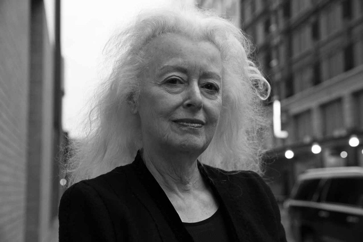 Lynn Davis. Manhattan, New York le 5 mai 2017