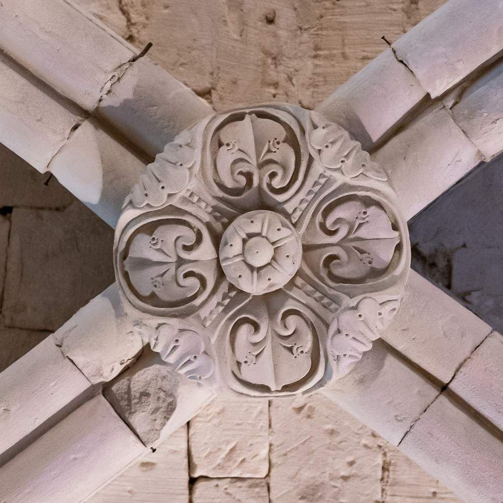 L'abbaye de Notre Dame de SENANQUE du XIIieme siècle