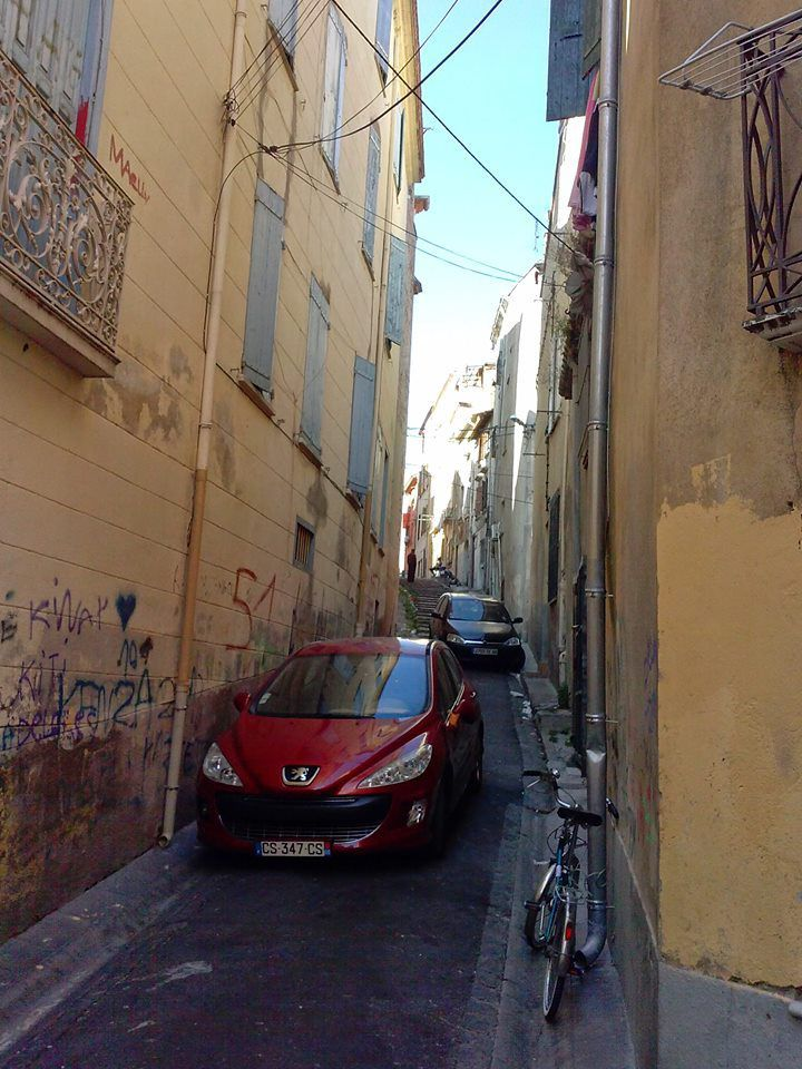 Une rue du quartier Saint-Jacques