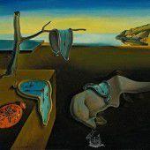 Les montres molles de Dali : Persistance de la mémoire ? Ou mémoire courte des hommes ..?