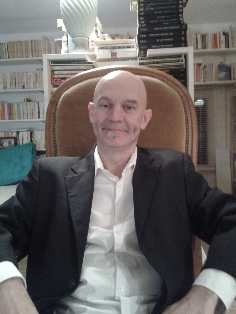 Exposition à La Jonquera : porte de l'exil - Alain Badia, conférence à Banyuls