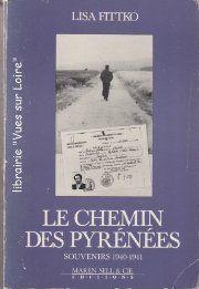 Traversée des Pyrénées - Vernissage de l'exposition Emmanuelle JUDE, galerie Odile Oms de Céret - Hommage à M.Yourcenar à Elne