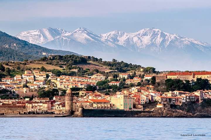 Collioure & Canigou : mer et montagne