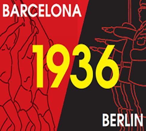 Sculpture - Flamenco - G.Santis - Expo Barcelone 36, jeux olympiques