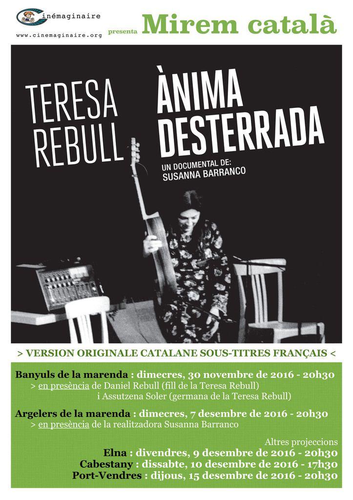 Banyuls - Teresa Rebull : hommage - Francine KAPLAN (conférence Assoc. Walter Benjamin) - Artfabetic/Editions CONCORDIA - Gauguin, Monfreid, Vollard aux Archives 66 à Perpignan
