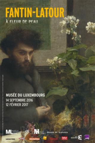 Evénements à la librairie Jaimes (Fantin-Latour...) - Toile de Jeanne RIOT - Cétacé, par Clément et Jeanne RIOT