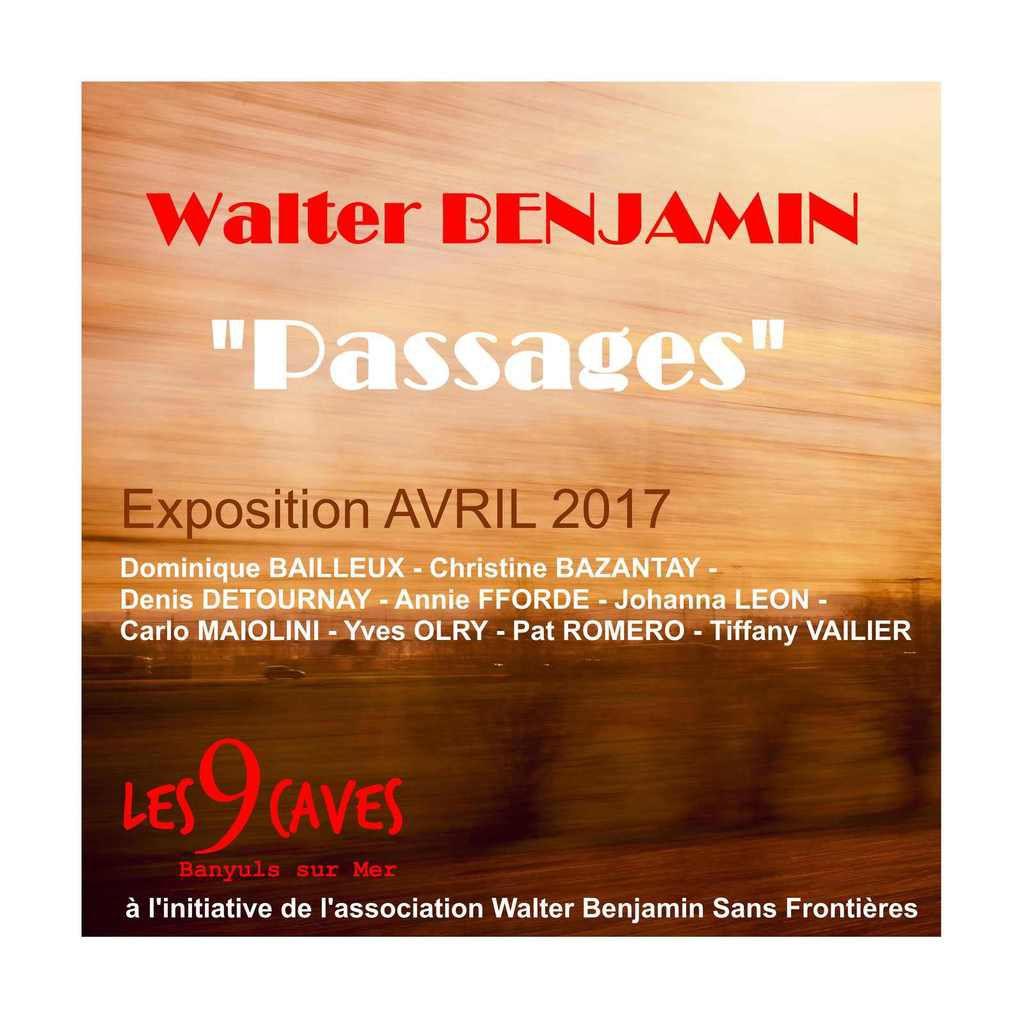 Banyuls et les écrivains - Exposition aux 9 Caves à Banyuls - Théâtre : Marie VIRES