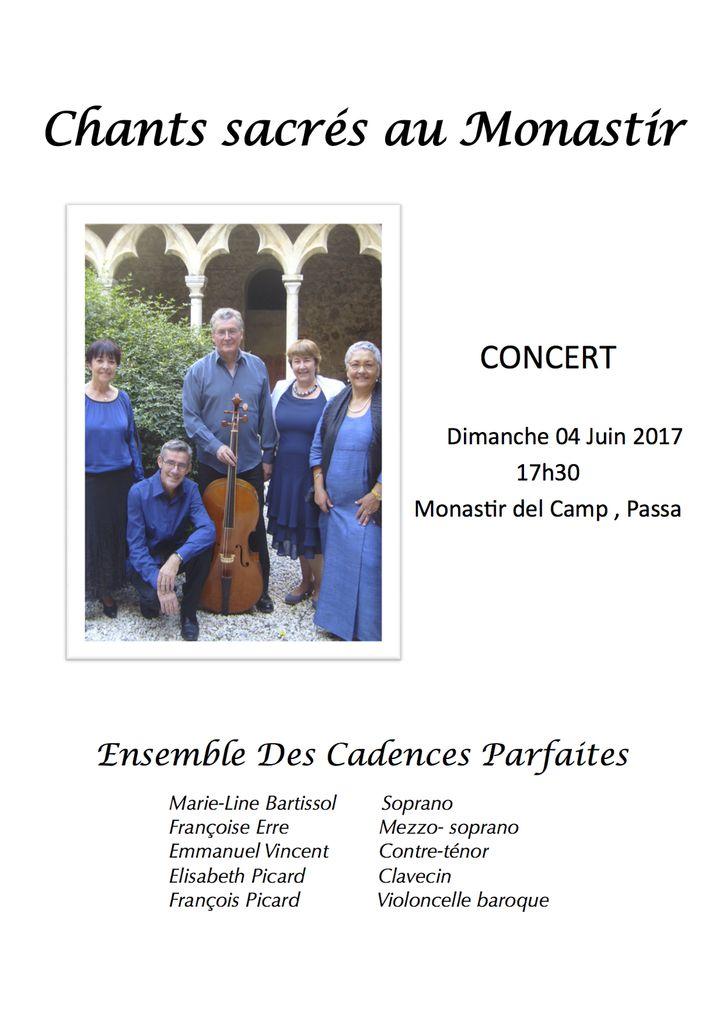 EUS : artistes - Banyuls/Portbou, journée transfrontières W.Benjamin - Retirada (conférence) - Plantes en Fenouillèdes - Chants sacrés au Monastir