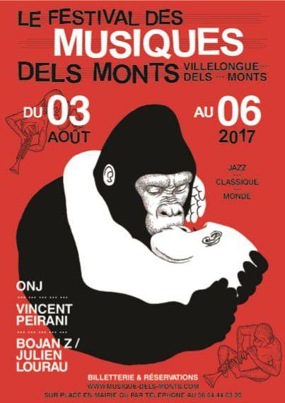 Sauvegardes : CASALS - BRIEF.ME - QUERROIG  et CAROL : les Tours - Festival des musiques dels MONTS