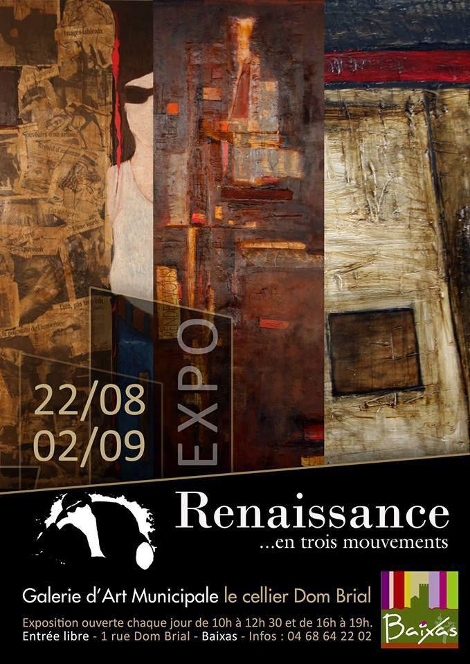 Limoux, le carnaval, les masques, le Maître de Cabestany (scénographie de G. LAGNEL) photos : Jen-Pierre Bonnel  - le 22 août à Baixas, expo Renaissance.