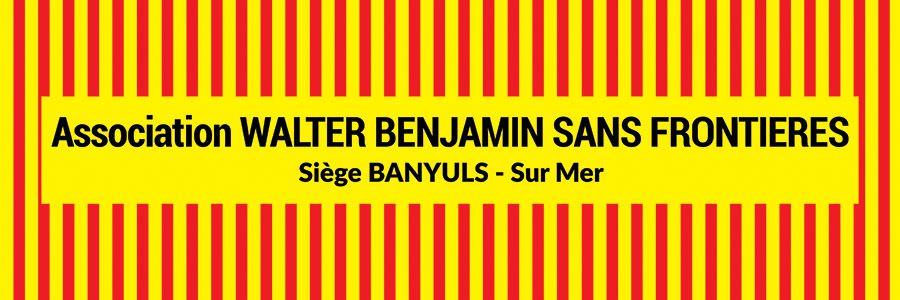 Sébastien RONGIER - Son livre sur Walter Benjamin et Portbou - L'association WB sans frontières