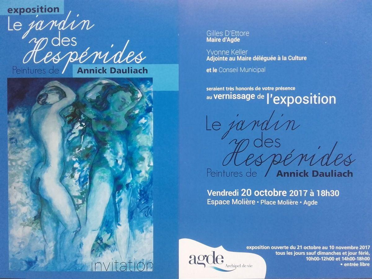 Expo à Agde, vernissage le 20 octobre 2017 - Salon du livre & du chocolat, 21 et 22 octobre  - Transmission de la mémoire de l'exil républicain en France au musée de l'exil de La Jonquera, 21 octobre 2017