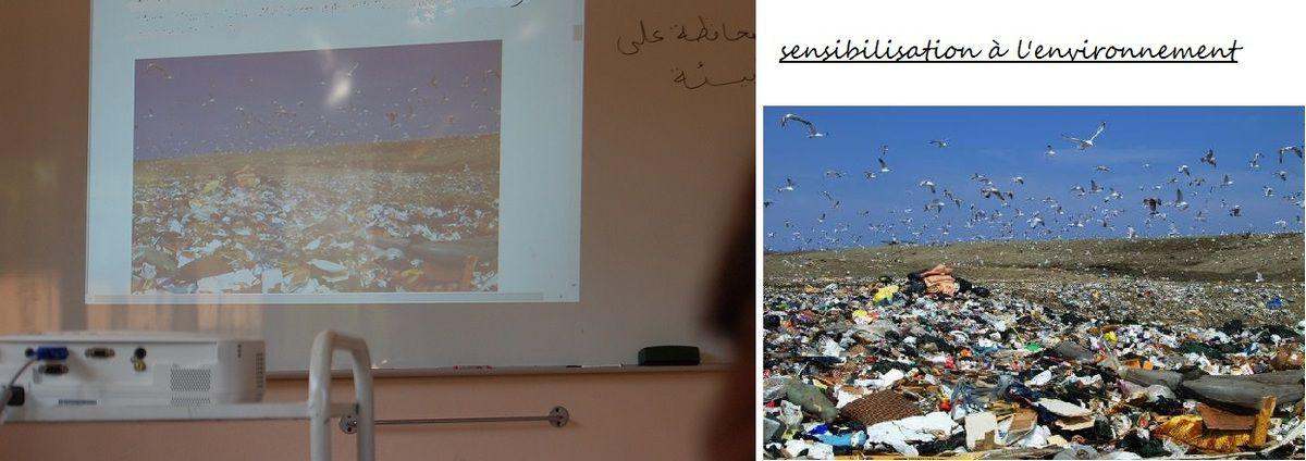 Temps de parole - classes de 1ère année en arabe