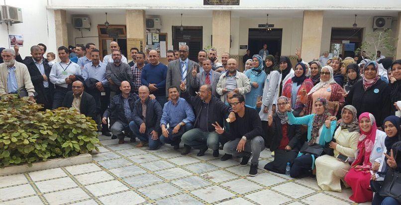 Le tribunal administratif de Rabat,