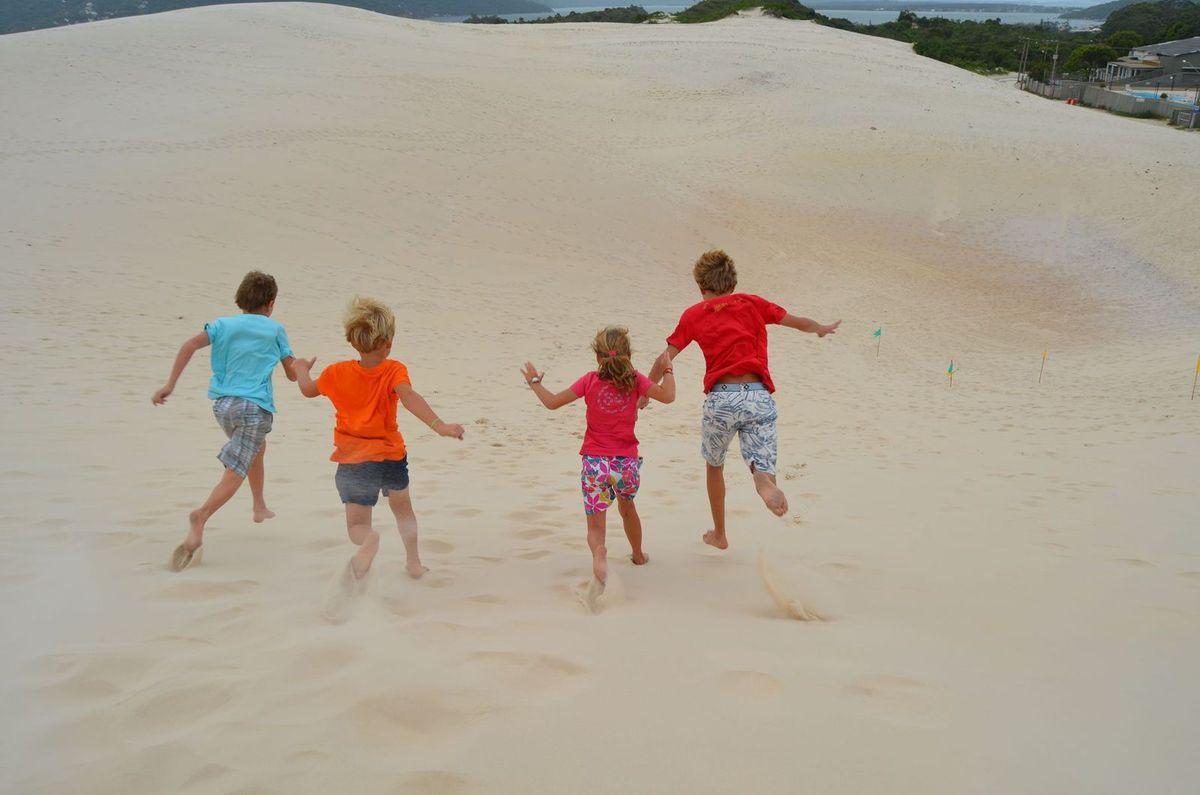 Dunes de Joaquina