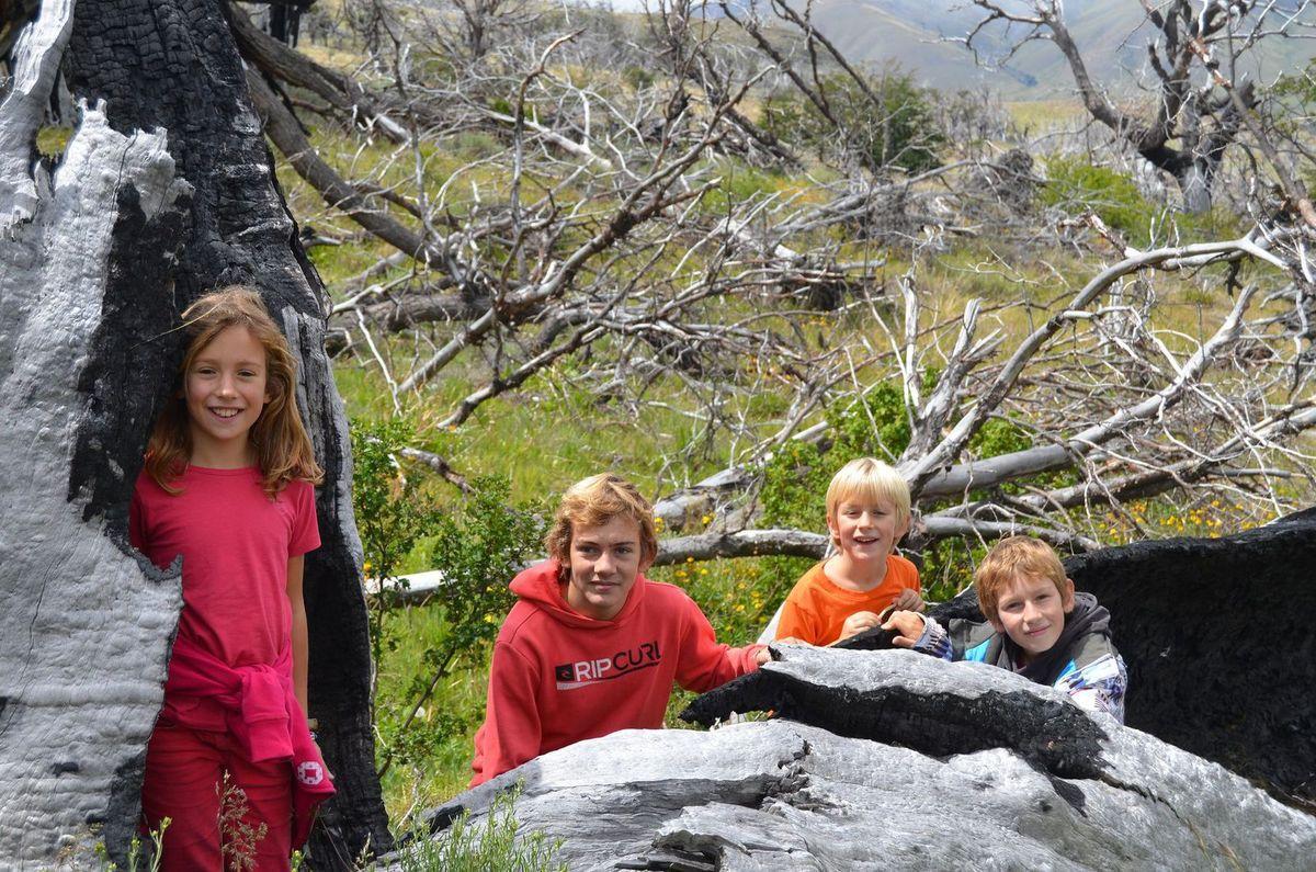17/12/14 : d' Ushuaia à Torres del Paine