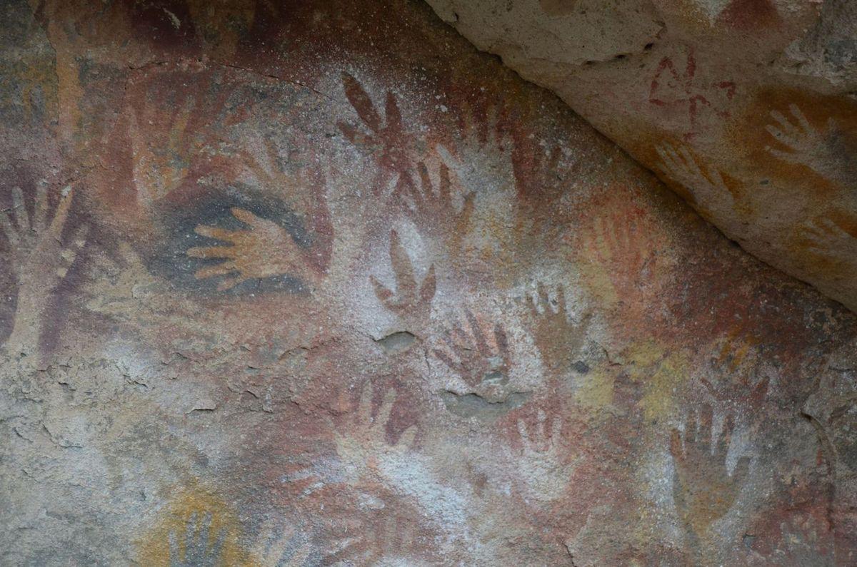 04/01/15 : la Cueva de Las Manos