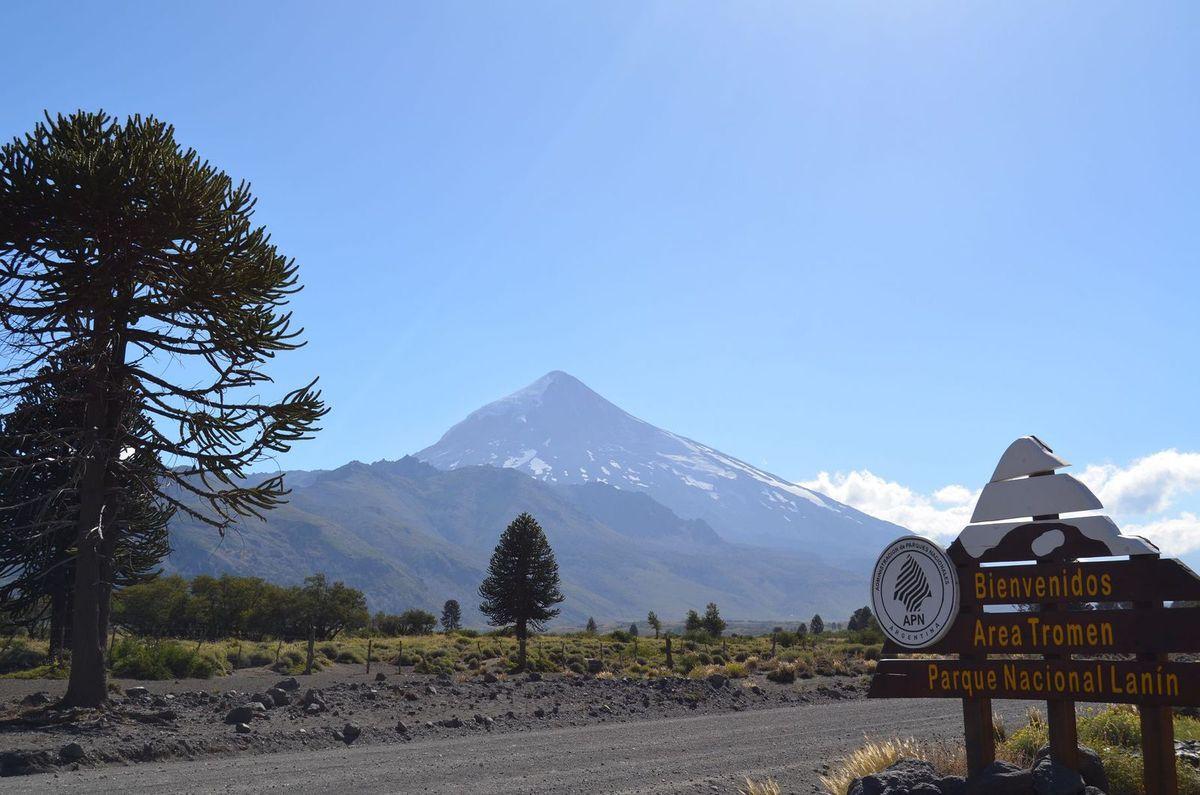 26/01/15 : de Junin de los Andes au Parque Nacional Lanin