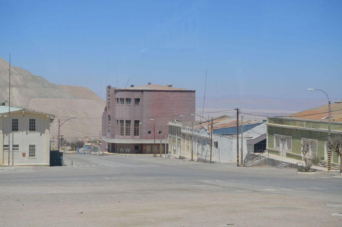 06/03/15 : San Pedro de Atacama – Calama- Paso de Cajon