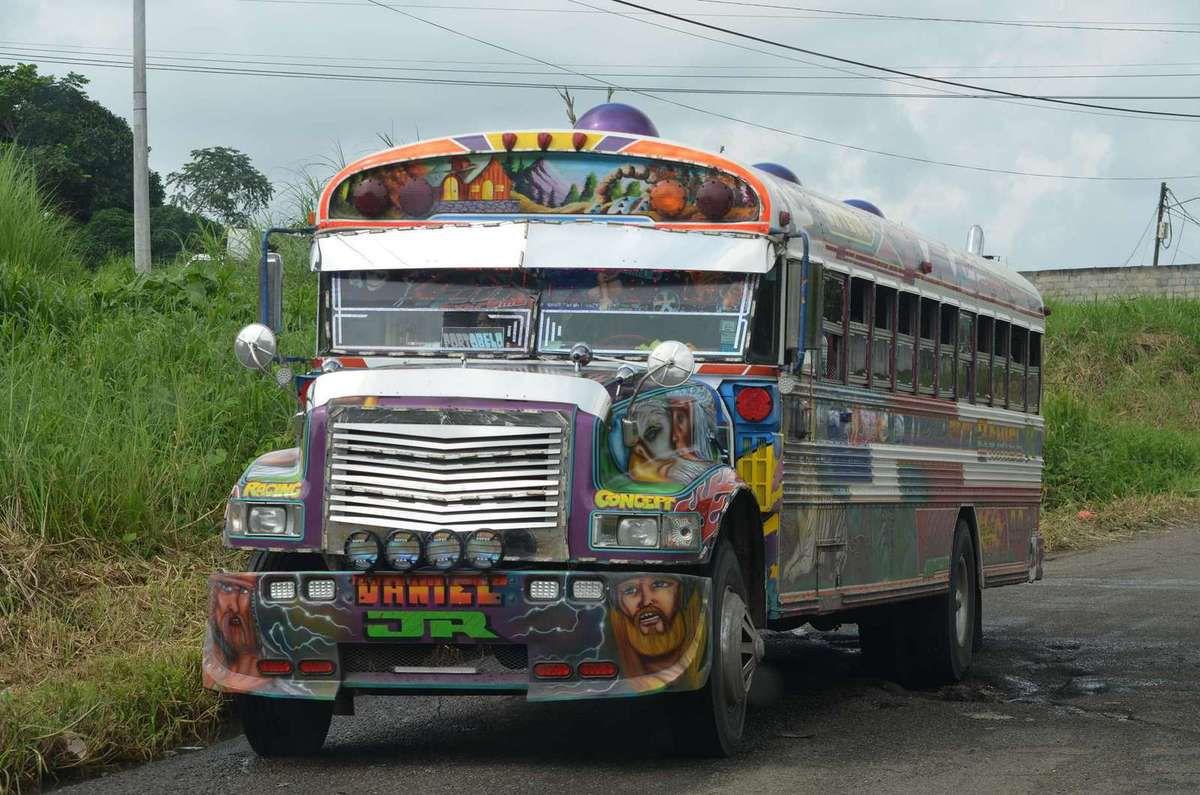 22/09/2015: de Ciudad de Panamá à Guabito