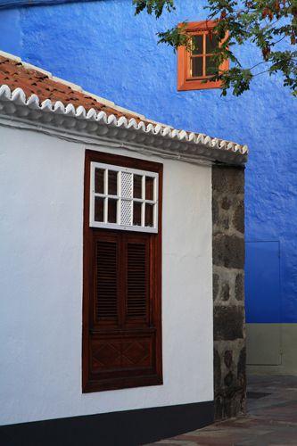 Balade dans les rues et ruelles colorées de Los Llanos