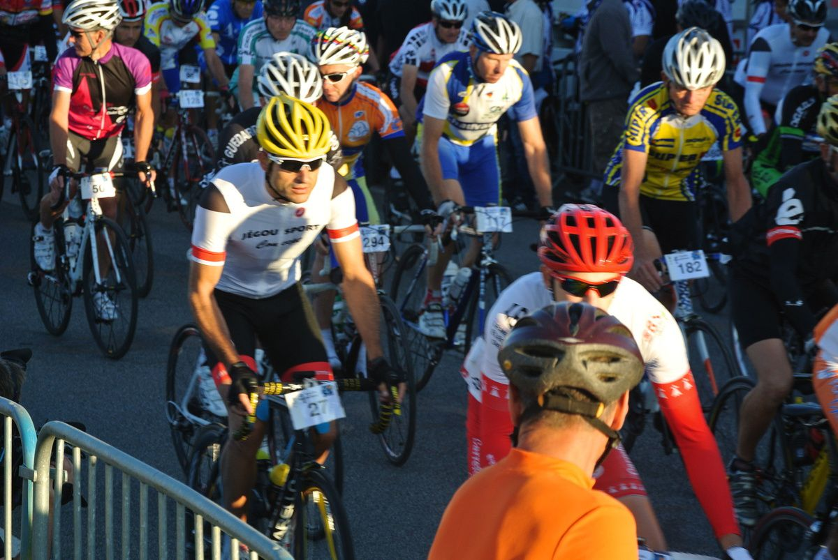 La Cyclo de Plouay .... c'est Vendredi