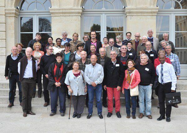 Photo de l'assemblée, octobre 2013