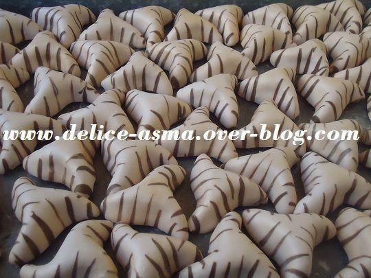 Etoiles de mer zébré (3rayeche)