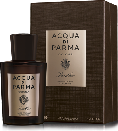 Acqua di Parma Colonia Leather, un cuir bien séduisant !