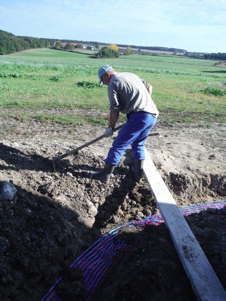 On creuse encore des tranchées -_-'
