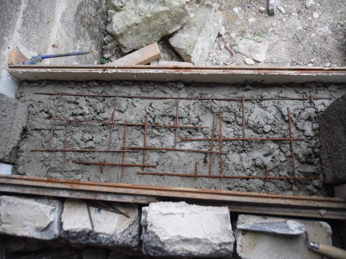Préparations des encadrements de fenêtres avant la pose!! (partie 2)