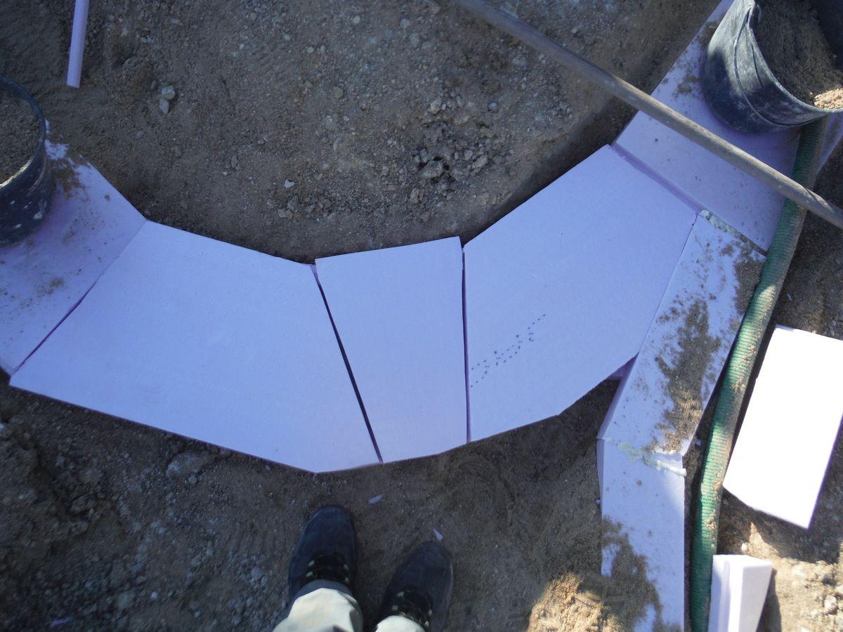 Divers travaux ... (partie 1: la terrasse)