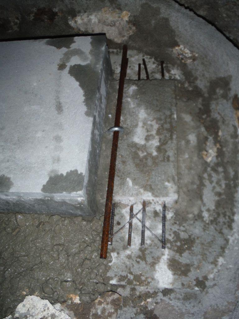 Divers travaux ... (partie 3: Le puits de la terrasse!)