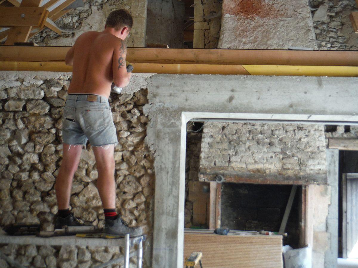 On attaque le plafond/ plancher!! (Comment réaliser un plafond / plancher)