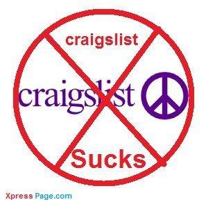 156092d94535 craigslist sucks - Xpress Page News