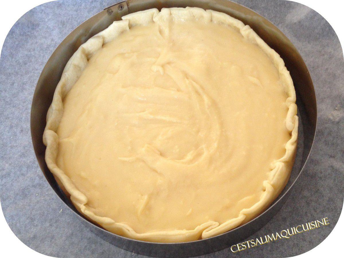 Flan pâtissier sans Maizena