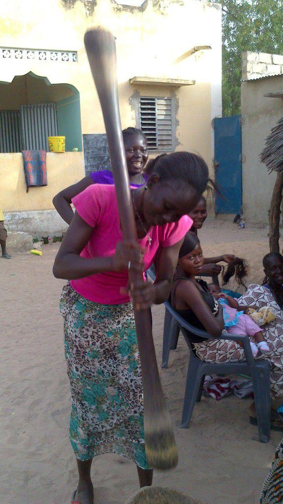 LE POLE SANTE DE NGOHE (Sénégal)