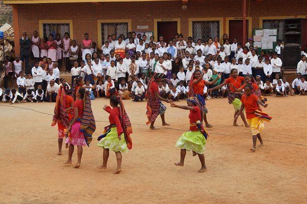 COMPTE-RENDU VOYAGE MADAGASCAR OCTOBRE 2015
