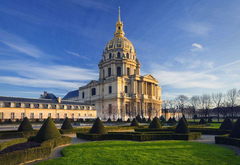 L' hôtel des  Invalides - Paris