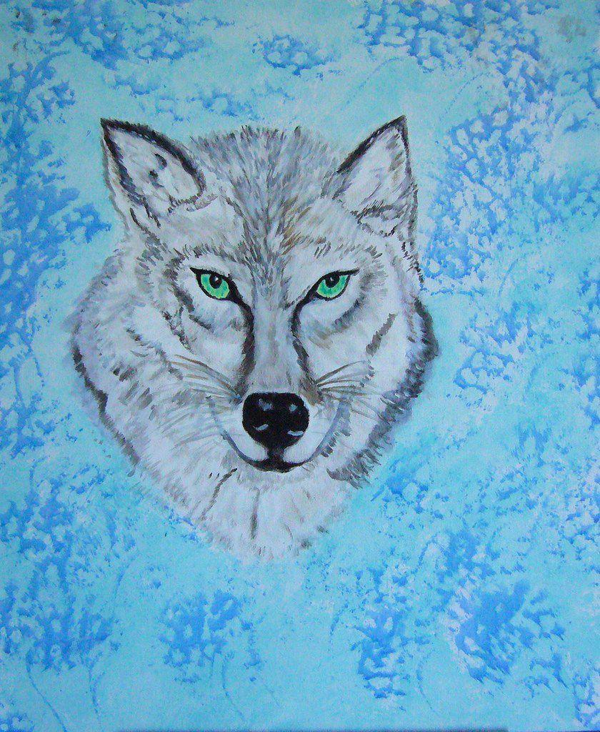 Le Loup est le symbole de l'Eveil Individuel