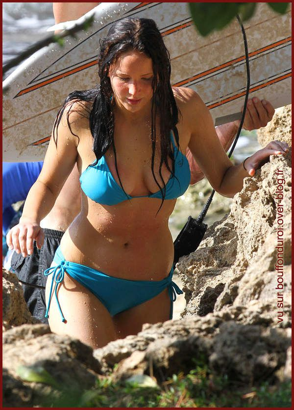 Jennifer LAWRENCE : Toutes les photos sexy du net !