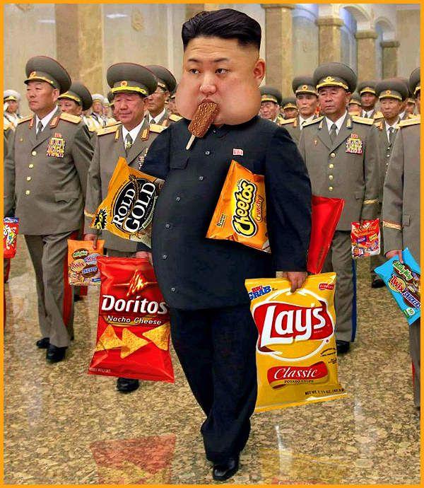 FAKE : Kim Jong Un... poids lourd !
