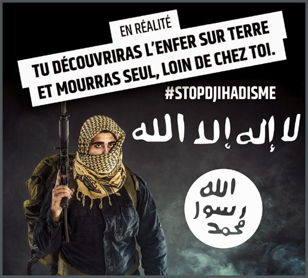 VIDEO :  Stopdjihadisme ! Ils te disent…