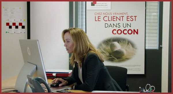 Banque : Le client est dans un cocon !
